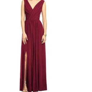Dessy collection Vivian Diamond dress